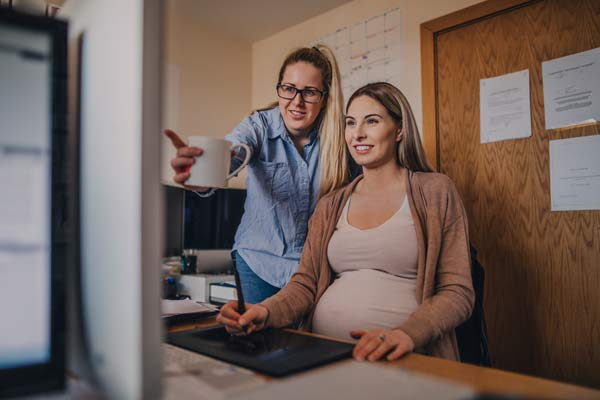 My employee is going on maternity leave. What do I need to do?
